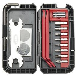 Bell Roadside 600 Compact Tool Kit - black