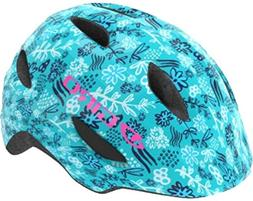 Giro Scamp Cycling Helmet - Kid's Blue Floral X-Small