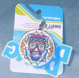 Huffy Small Bicycle Bike Bell Day Of The Dead Colorful Skull