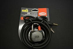 BELL SPORTS ARMORY 200 CABLE AND PADLOCK BICYCLE LOCK SET BL