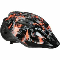 Bell Sports Blast Bug Camo Child Bicycle Visor Helmet Black/