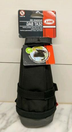 Bell Sports Rucksack 350 Small Bicycle Seat Bag, Black