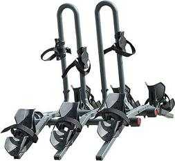 SUV Bike Rack For Car Mount Tow Hitch 3 Folding Truck Bicycl