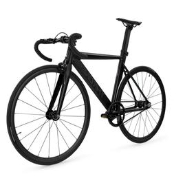 Throne TRKLRD Track Lord Fixed Gear Single Bicycle Black Mat