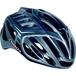 Suomy Timeless Road Bicycle Helmet Silver Anthracite Size La