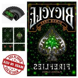 US Playing Card Company Bicycle Fireflies  Playing Cards Pok