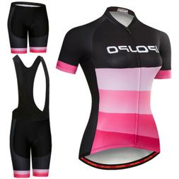 JPOJPO Women Bicycle Team Pro Cycling Clothing Bicycle Cloth